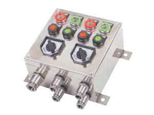 BXK-G防爆不锈钢控制箱