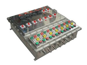 BXM(D)-G-不锈钢防爆配电箱