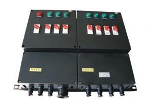 BXM(D)8050防爆防尘防腐配电箱